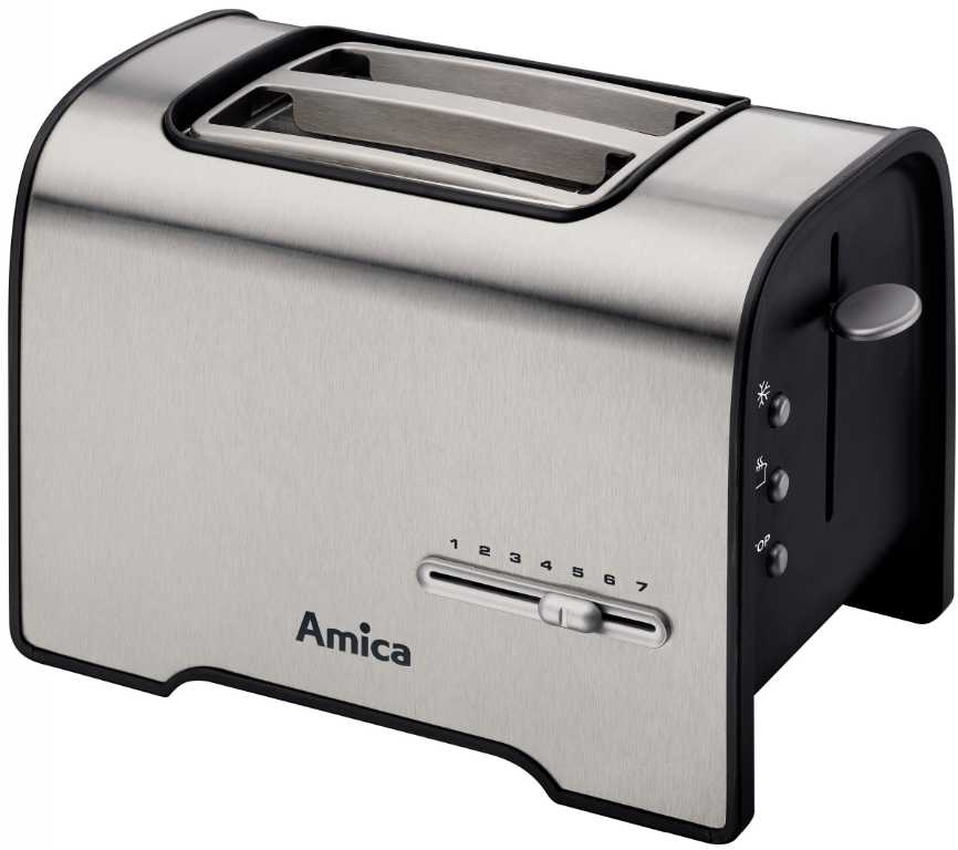 Amica TH 3021 Gentlis Tost Toster