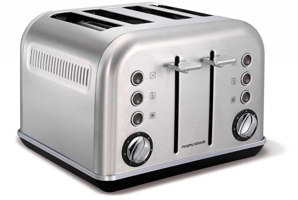 Morphy richards ACCENTS BRUSHED Toster