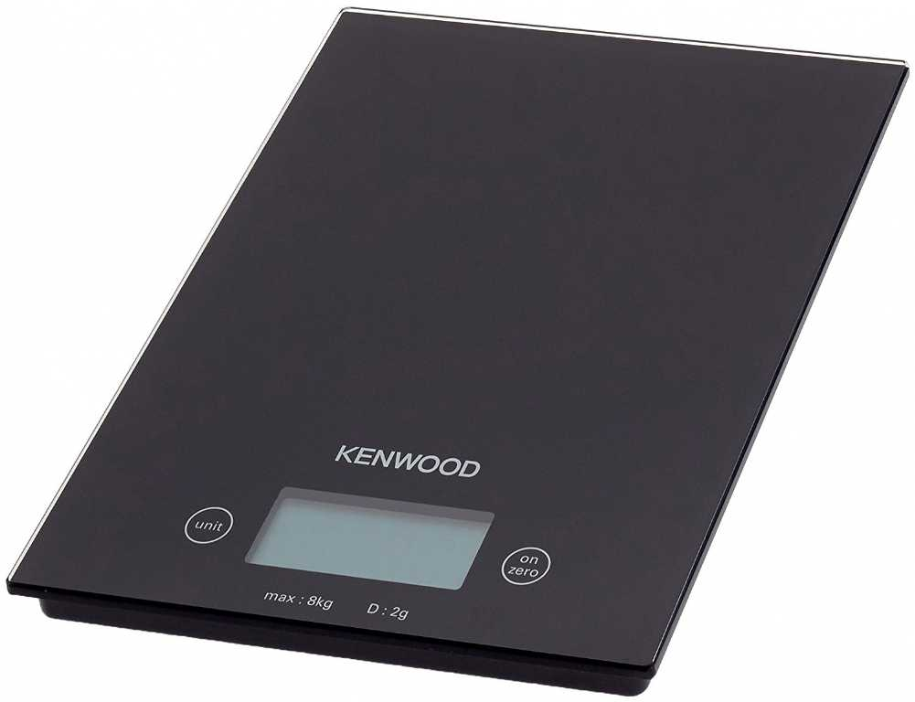 Kenwood-agd DS400 Waga