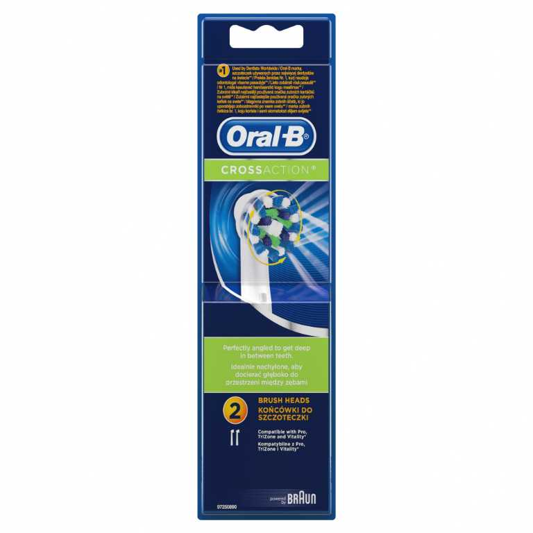 Oral-b CROSS ACTION (EB50-2)