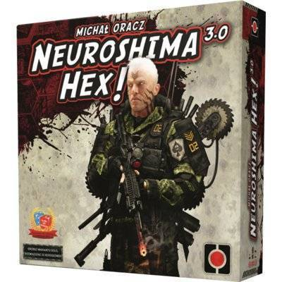 Gra strategiczna PORTAL GAMES Neuroshima HEX 3.0