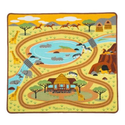 Dywan do zabawy MELISSA & DOUG Safari 19428