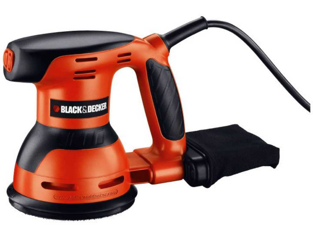 Blackdecker KA198-QS Szlifierka