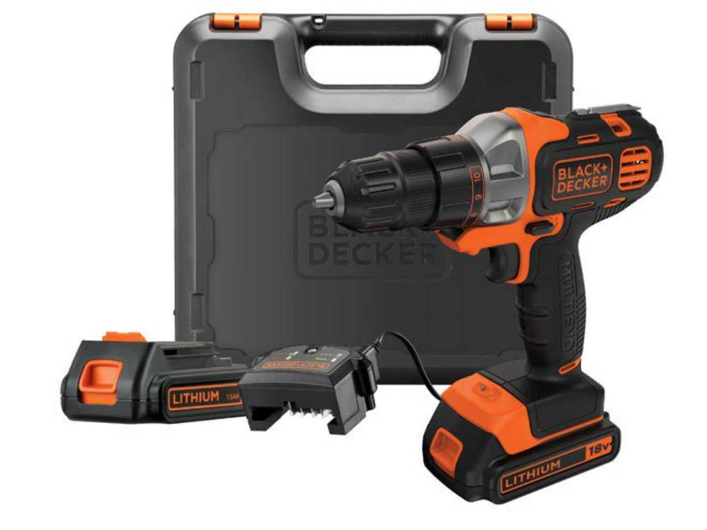 Blackdecker MT218KB-QW