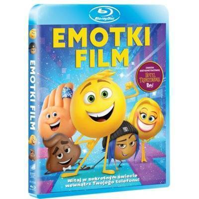 Emotki. Film (BD)