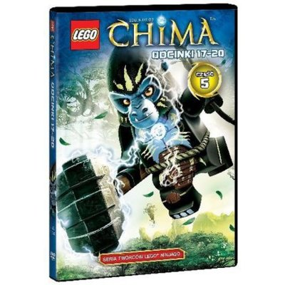 Film GALAPAGOS Lego Chima cz. 5 (odcinki 17-20) Legends of Chima