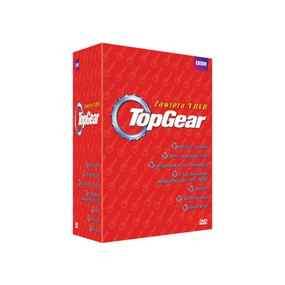 Top Gear Box 7DVD