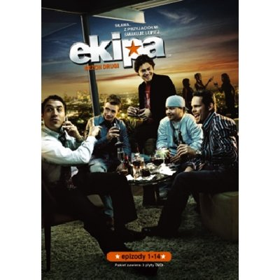 Ekipa Sezon 2 (3 DVD) Entourage