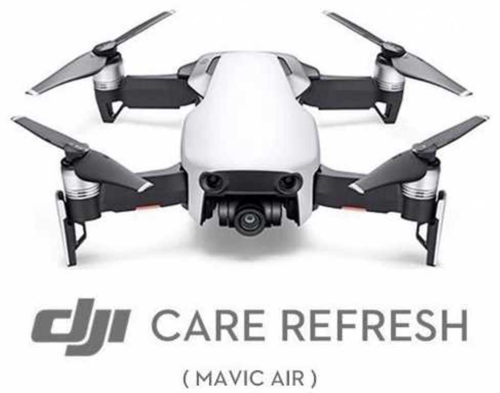 Dji Care Refresh do Mavic 2