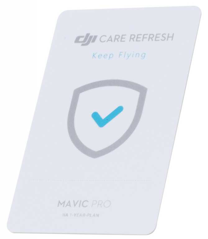 Dji Care Refresh do Mavic Pro