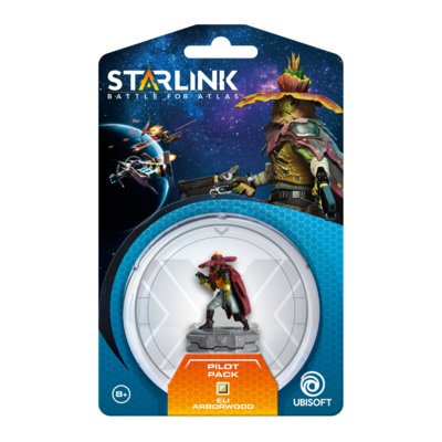 Figurka Starlink: Battle for Atlas - Pakiet pilota Eli Arborwood