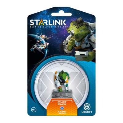 Figurka Starlink: Battle for Atlas - Pakiet pilota Kharl Zeon