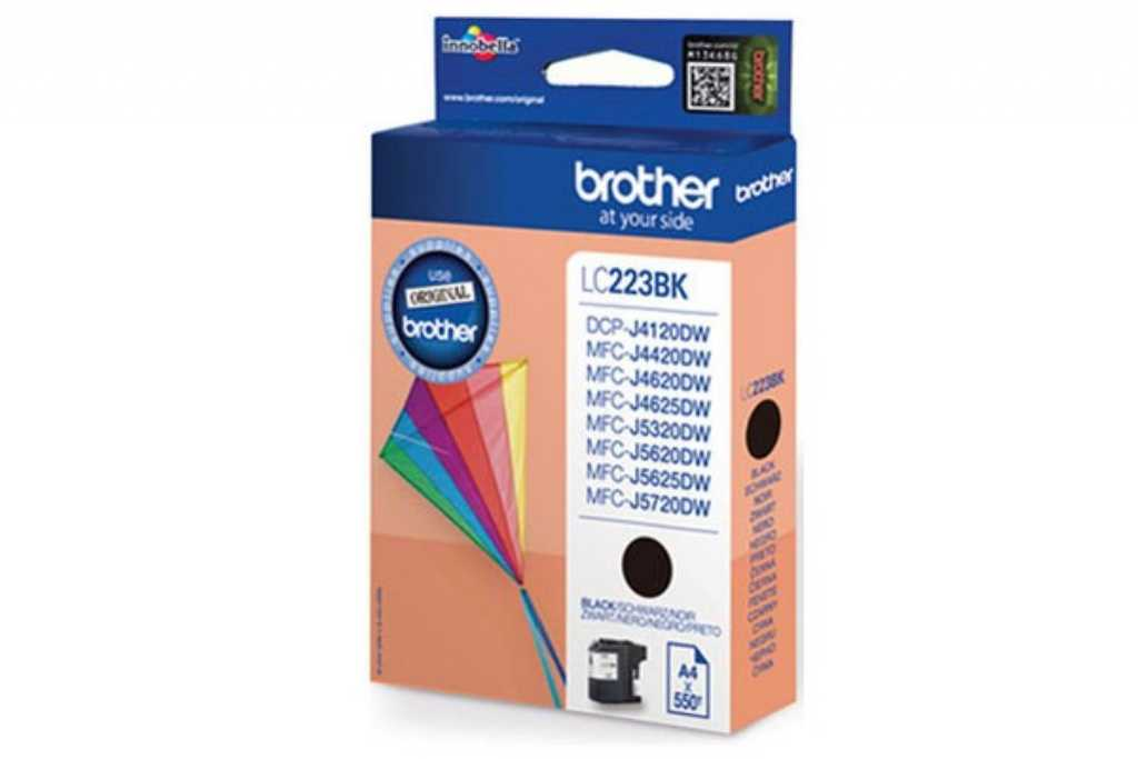 Brother LC-223BK Tusz