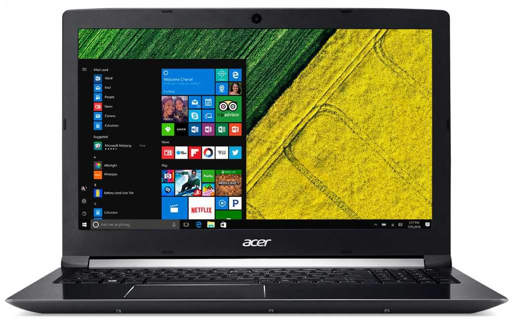 Acer Aspire 7 A715-71G-52WE Laptop