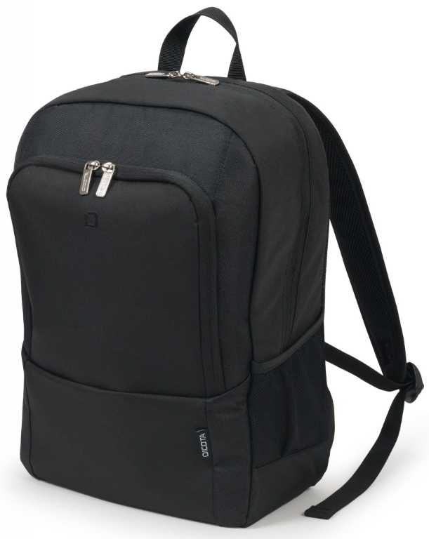 Dicota Backpack BASE 13-14.1 D30914 Czarny Torba
