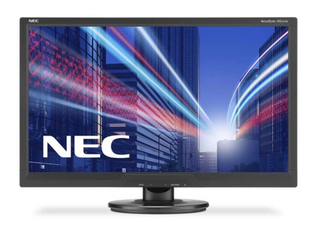 Nec AS242W Monitor