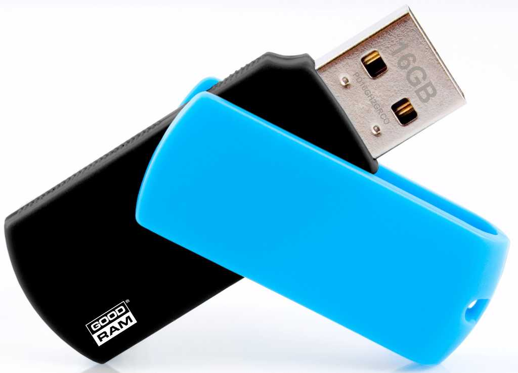 Goodram BLACK&BLUE 16GB Pamięć