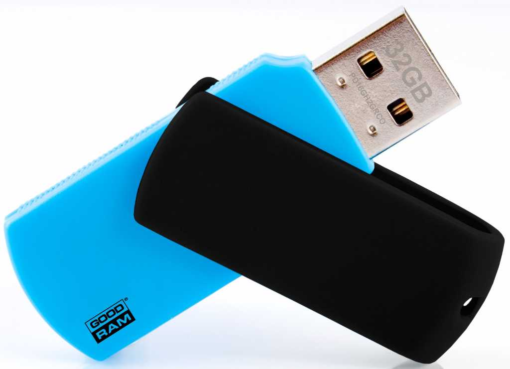 Goodram BLACK&BLUE 32GB Pamięć