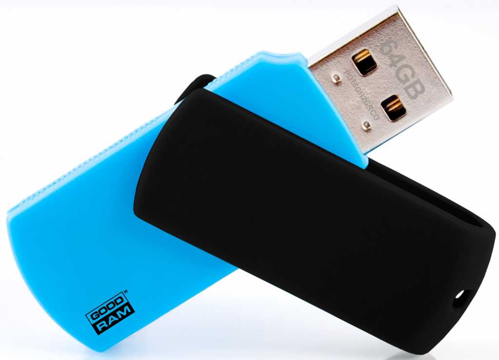 Goodram BLACK&BLUE 64GB Pamięć