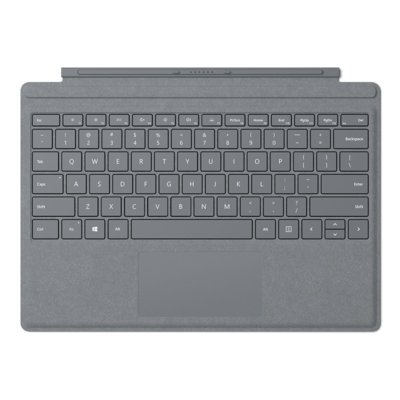 Klawiatura MICROSOFT Signature Type Cover do Surface Pro Platynowy