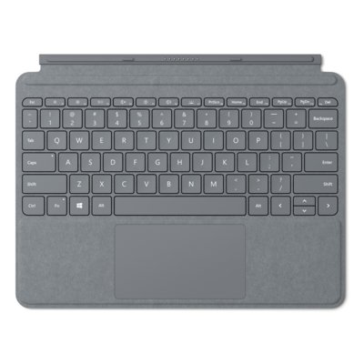 Klawiatura MICROSOFT Surface Go Signature Type Cover Platynowy KCS-00013