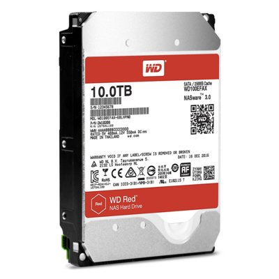 Dysk HDD WD Red 10TB WD100EFAX