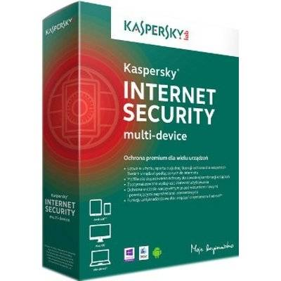 Program KASPERSKY LAB Kaspersky Internet Security Multi Device 2014 (2 urz. 12mies.)