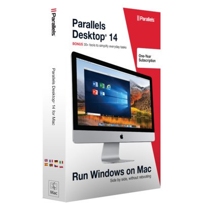 Program Parallels Desktop 14 for Mac