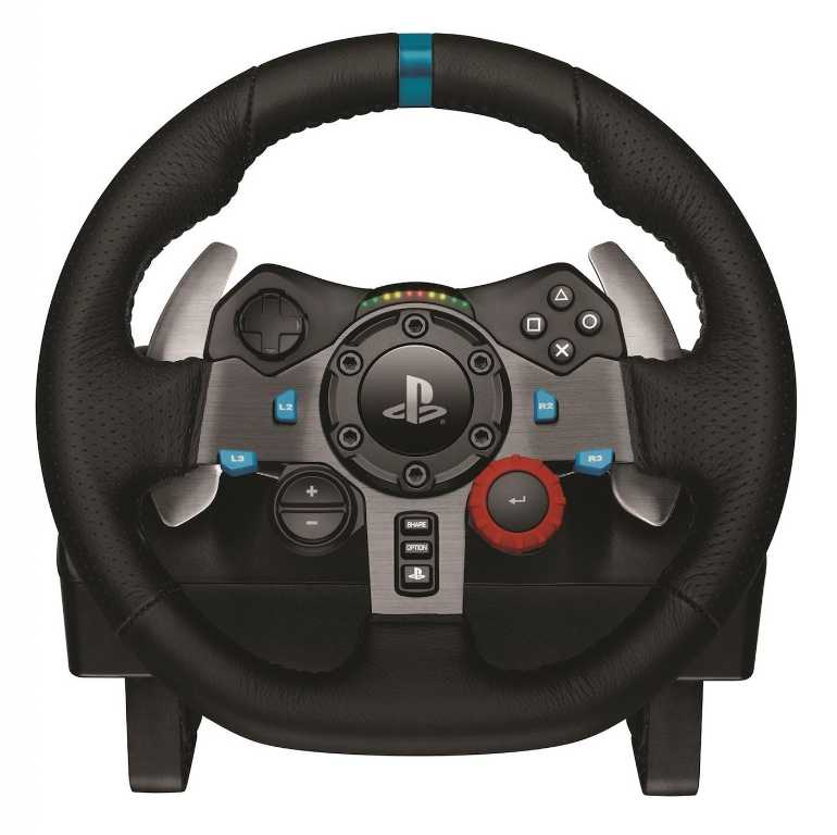 Logitech DRIVING FORCE RACING WHEEL G29 PS3/PS4