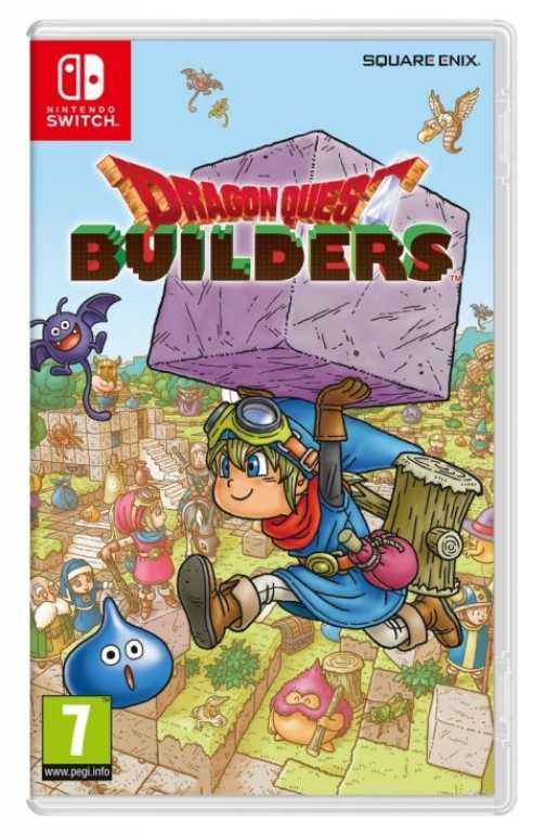 Nintendo Dragon Quest Builders