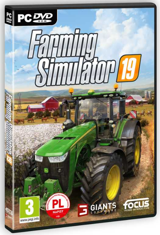Cdp.pl Farming Simulator 19 Gra PC