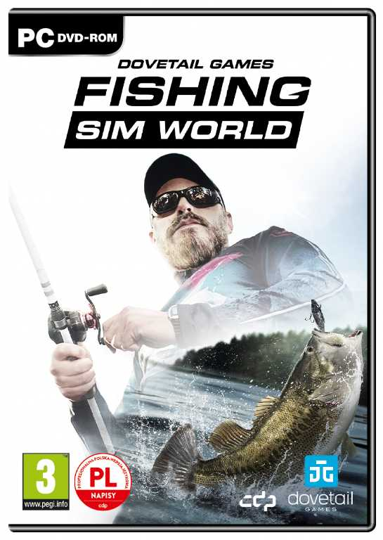 Cdp.pl Fishing Sim World Gra PC