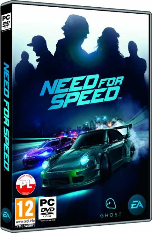 Ea NEED FOR SPEED 2015 Gra PC