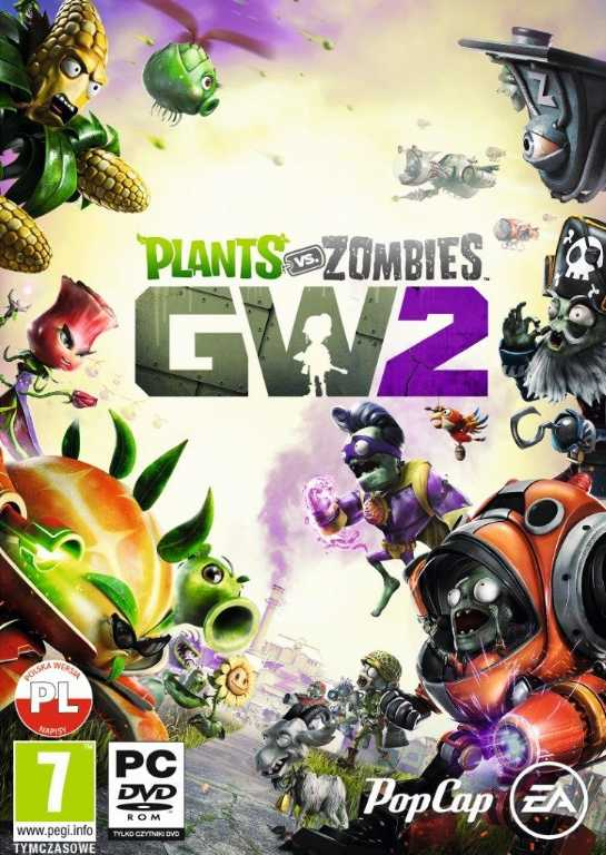 Ea PLANTS VS. ZOMBIES GARDEN WARFARE 2 PL Gra PC