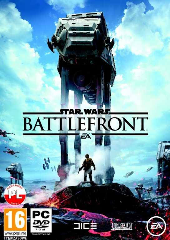Ea STAR WARS BATTLEFRONT Gra PC