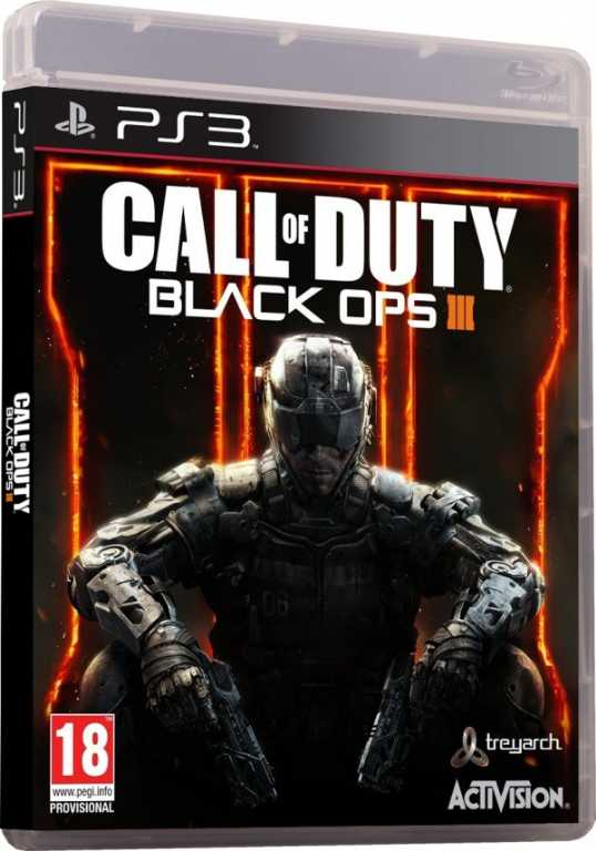 Cdp CALL OF DUTY BLACK OPS III Gra PS