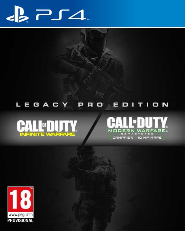 Cdp CALL OF DUTY: INFINITE WARFARE LEGACY PRO Gra PS4