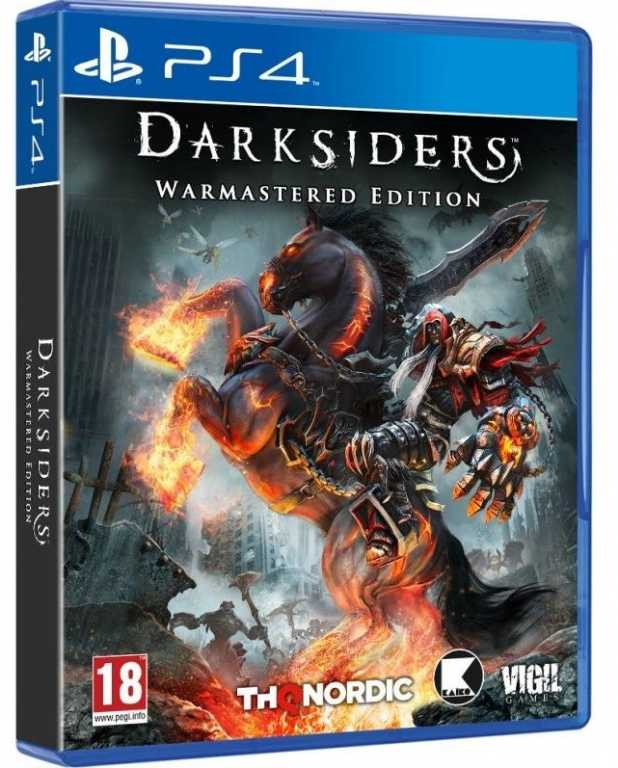 Cdp Darksiders 1 Warmaster Edition Gra PS4