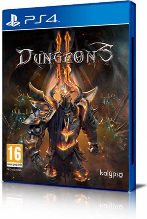 Cdp DUNGEONS 2 Gra PS4