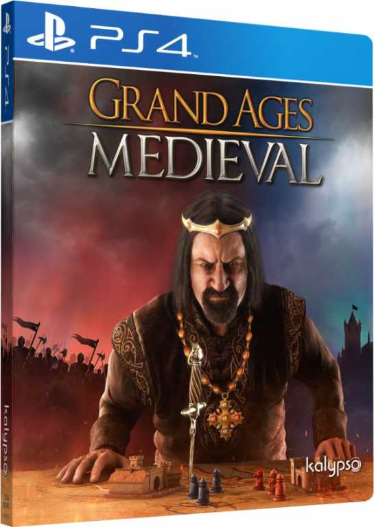 Cdp Grand Ages: Medieval Gra PS4