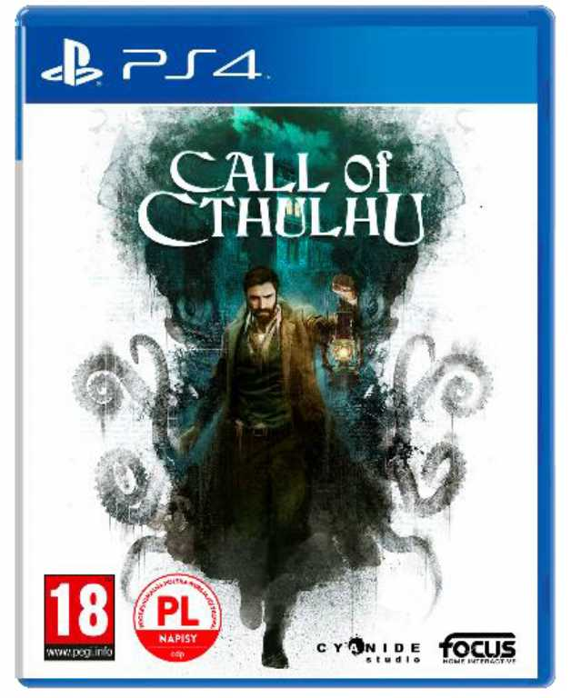 Cdp.pl Call of Cthulhu Gra PS4