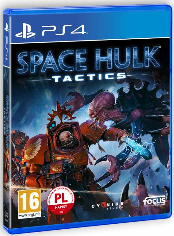 Cdp.pl Space Hulk: Tactics Gra PS4