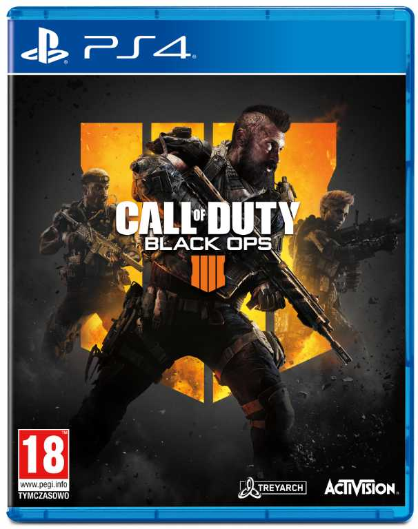 Cenega Call Of Duty: Black Ops IV Gra PS4