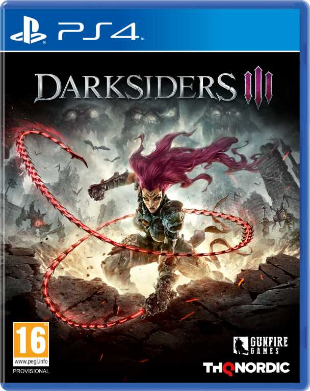 Cenega Darksiders III Gra PS4