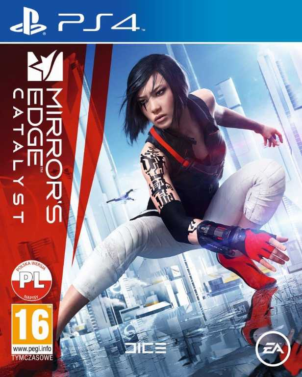 Ea MIRRORS EDGE CATALYST Gra PS4