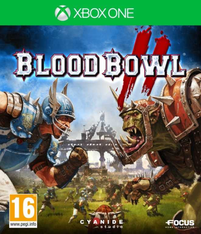 Cdp Blood Bowl 2 Gra Xbox One