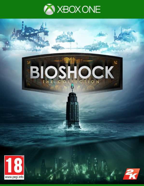 Cenega Bioshock: The Collection Gra Xbox One