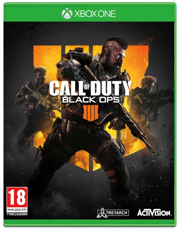 Cenega Call Of Duty: Black Ops IV Gra Xbox One