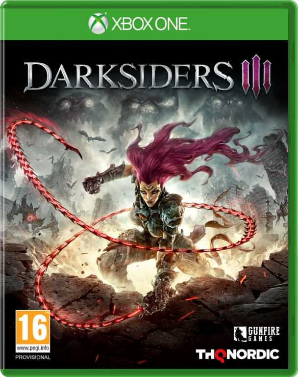 Cenega Darksiders III Gra Xbox One