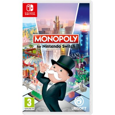 Gra Nintendo Switch Monopoly